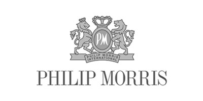 philip morris - Kunstharz-Versiegelungen