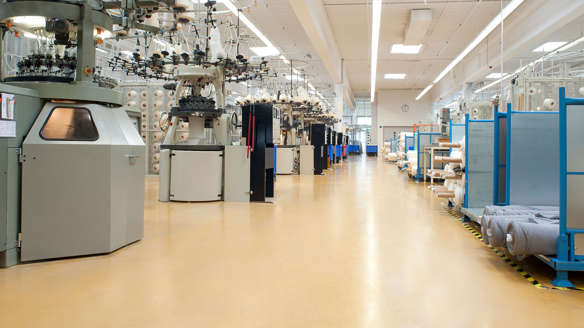 industrieproduktion - CASALITH® Magnesiaestriche
