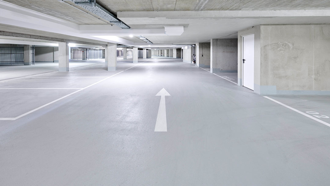 kunstharz beschichtung 9 - Parkhaus-Beschichtungen