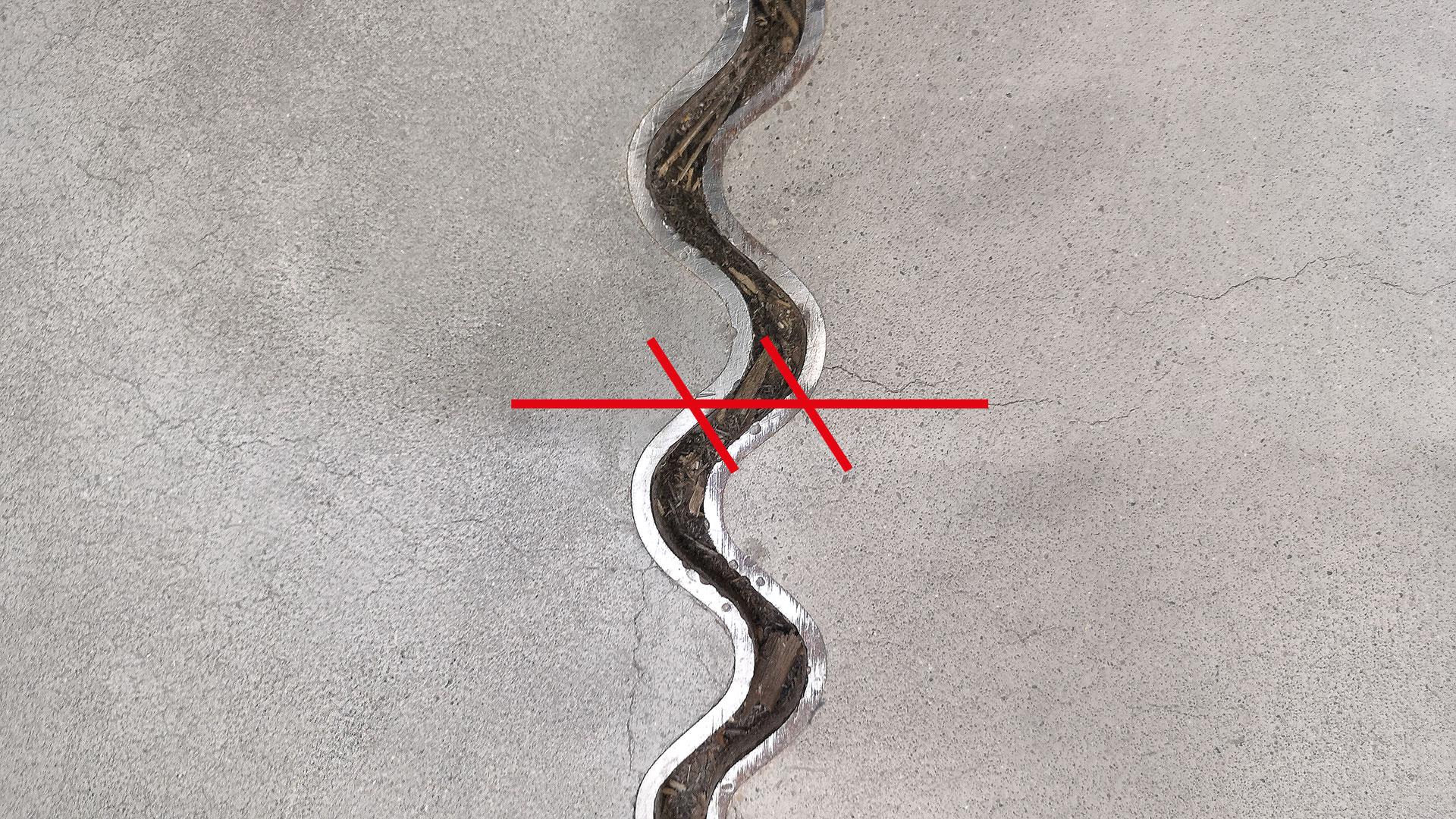 quiflex neubaufuge problem betonschwinden - Quiflex®-Fugen für Neubauten